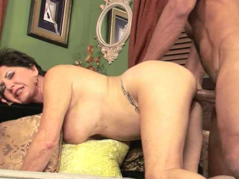 Free movie old sex woman