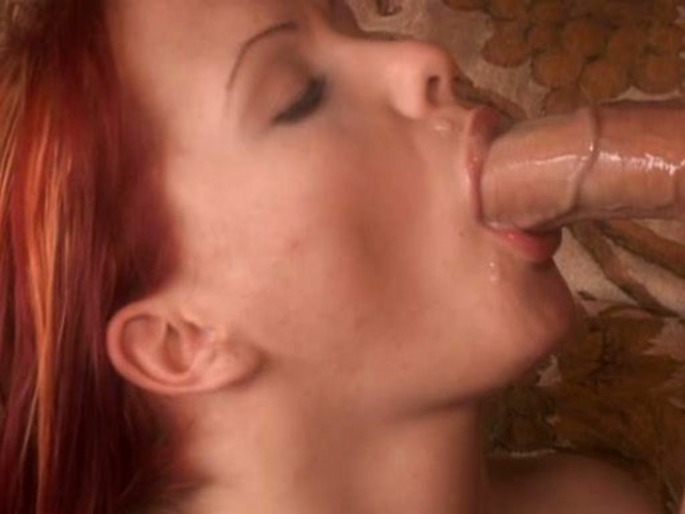 Right! Idea Young redhead sucks many cocks